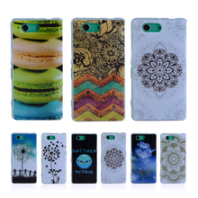 Buy Z3 Compact Fundas Phone Case Silicone TPU Cover SONY Xperia Z3 mini Z3 Compact M55W D5803 D5833 Soft Plasitc Phone Bag Coque for $2.39 in AliExpress store