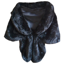 Fashion winter scarves Newly design fur shawl thick faux fur scarf neck warmer,3 colors Casual fur pashmina(China (Mainland))