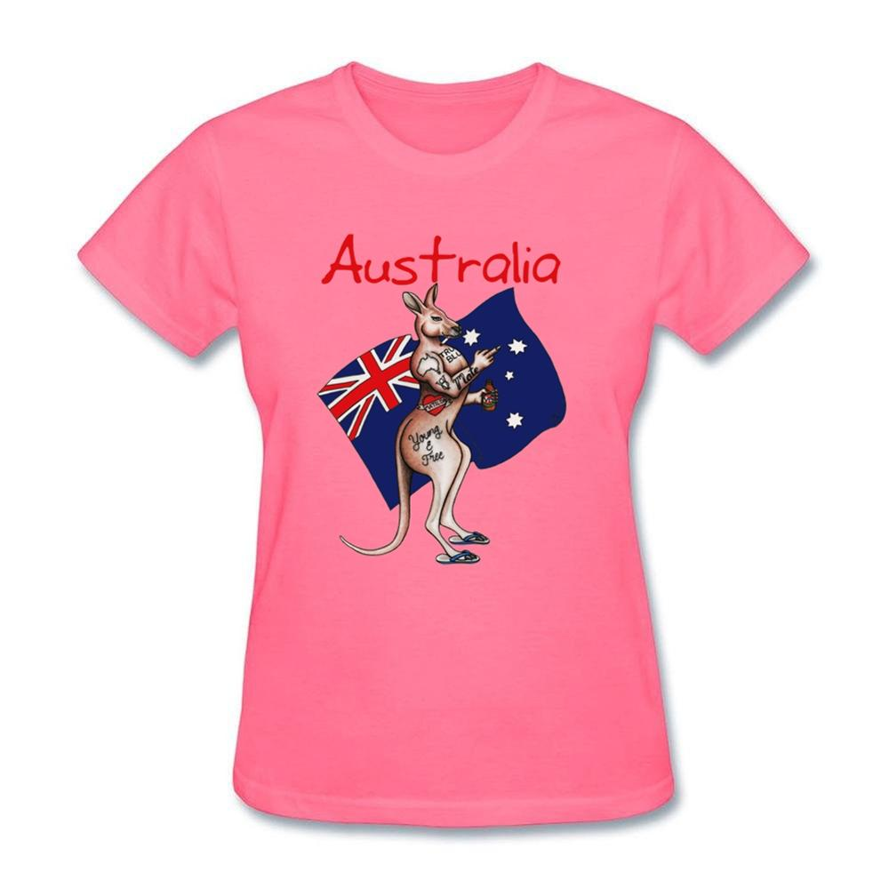 Cycling shirt design your own - Wisdom Australia Flip Off Salute Tattooed Kangaroo Design Cycling S Rock T Shirt Bike 2017 Print Own T Shirt Ladies Bike Jerseys