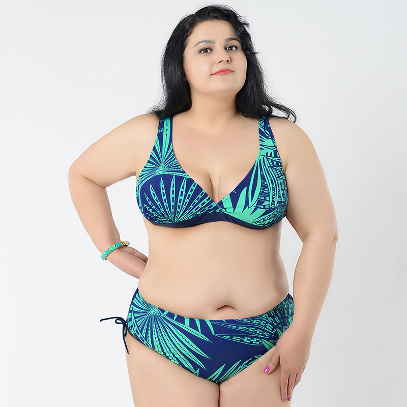 Fat women in bathing suit