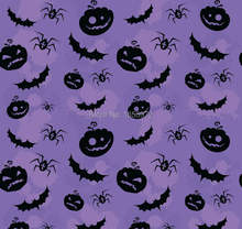 5X7ft halloween scenic party background children studio Photography backdrops for photo shoot computer digital printing HA-088