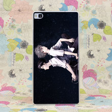 741HJ Neon Genesis Evangelion Shinji Ikari Hard Case Cover for Huawei P6 P7 P8 P9 Lite Plus Honor 6 7 4C 4X G7