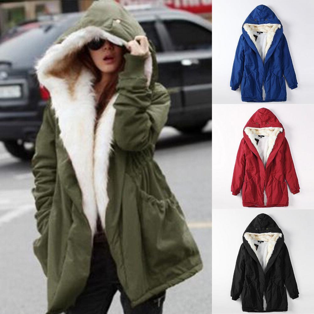 Fleece Lined Winter Coats - Coat Nj