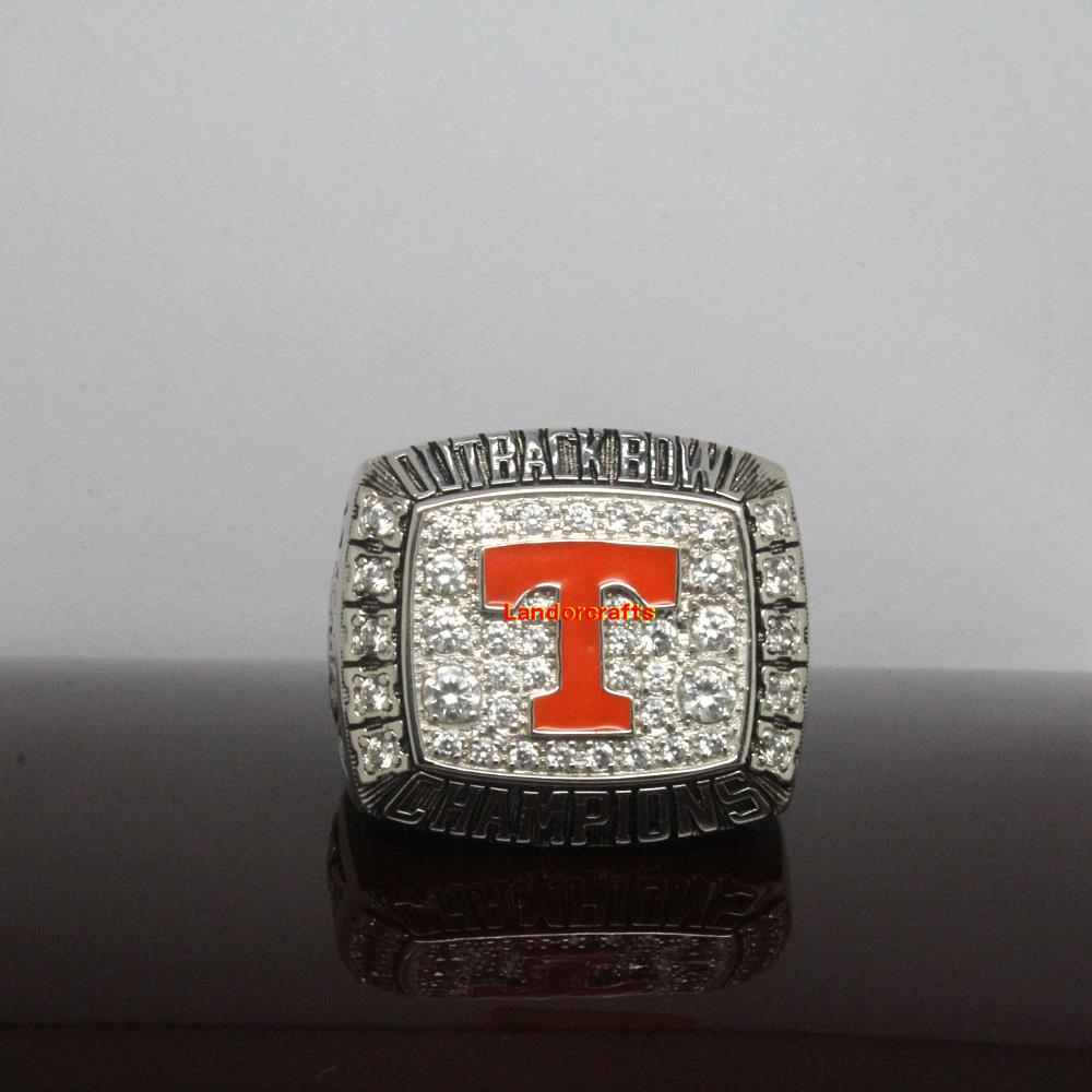 2008 Tennessee Volunteers Outback Bowl ncaa college football National Championship Rings(China (Mainland))