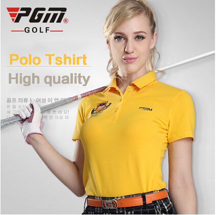 Pgm Genuine 2015 New Women 39 S Polo T Shirt Golf Clothes