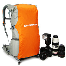 New Authorized Caseman AOB2 DSLR Camera bag Backpack Universal Extend space waterproof Outdoor Sport Travel Hiking Camping Case