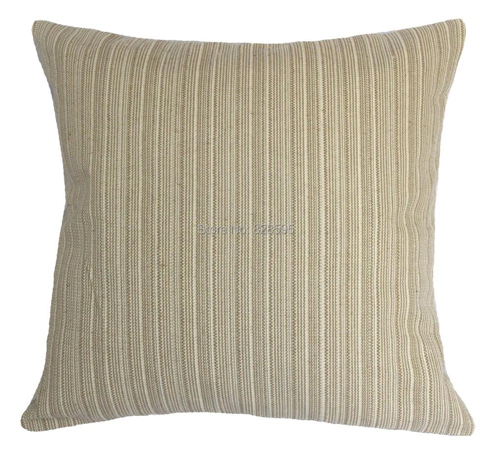 Buy En48 Striped Linen Blending Cotton