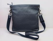 Premium faux leather messenger bags for men casual crossbody bag small fashion all-match men handbags