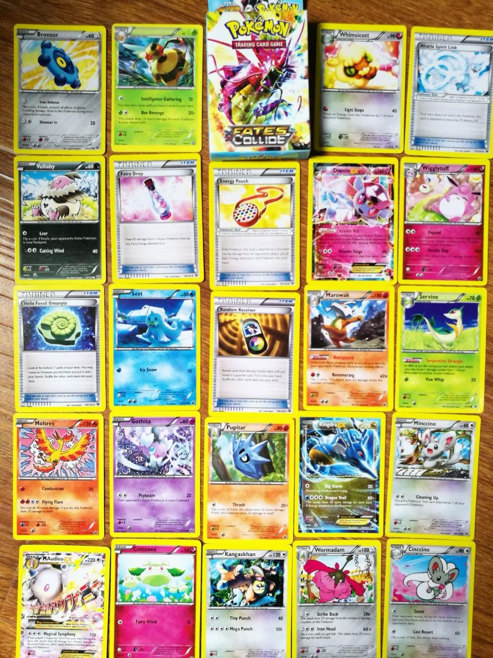 Promotion Newest Pokemon Cards