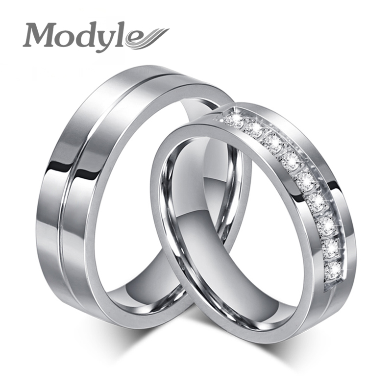 rings price aliexpress love fashion fivetwoo in steel from silver stainless item for ring accessories heart com circle bands platinum simple half couple one on jewelry real band wedding