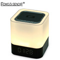 EDWO DY28 4 In 1 Wireless Bluetooth Speaker Stereo Handsfree LED Lamp Light Alarm Clock TF