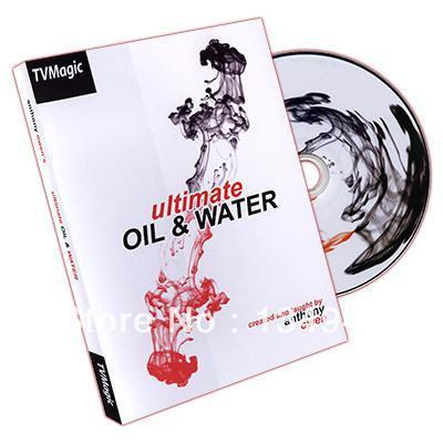 أنتوني أوين-النهائي النفط والماء ، والسحر عبر ، بطاقة سحرية.(China (Mainland))