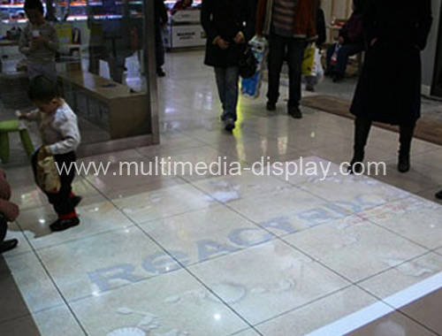 Best price 3d interactive floor system software for interactive advertising shopping mall glasses(China (Mainland))