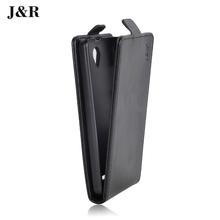 Оригинал J и R бренд для Lenovo A5000 5.0 дюймов мода флип PU кожаный чехол для Lenovo A5000 20 цветов