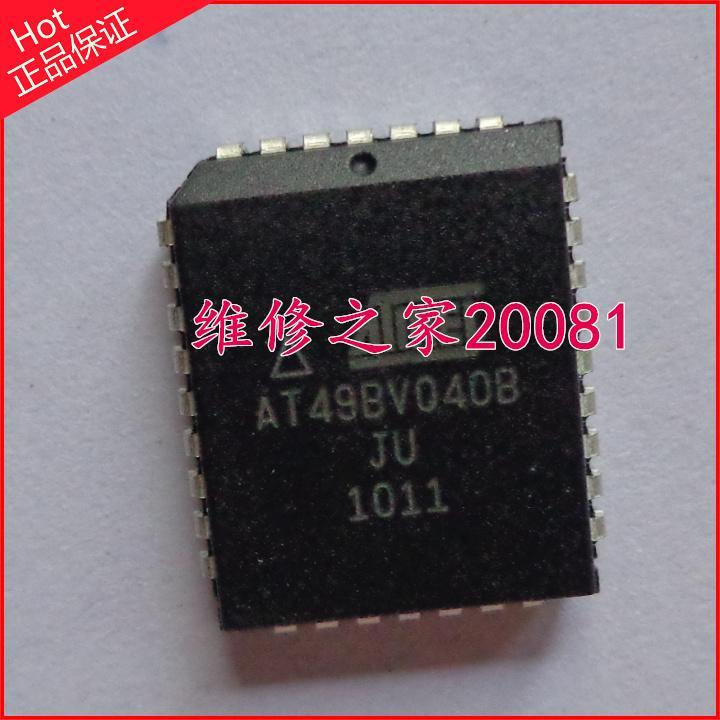 New genuine original AT49BV040B-JU ATMEL programmer memory chip--WXZJ(China (Mainland))