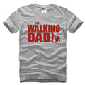 The Walking Dad Fathers Day Gift Men s Funny T Shirt T Shirt Men 2016 New