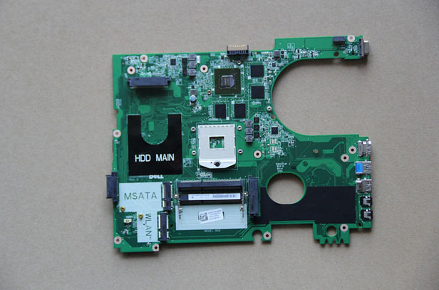 free shipping 7720 N7720 motherboard for dell inspiron system board CN-072P0M DA0R09MB6H1 DA0R09MB6H3 GT650M 2GB100% of the test(China (Mainland))