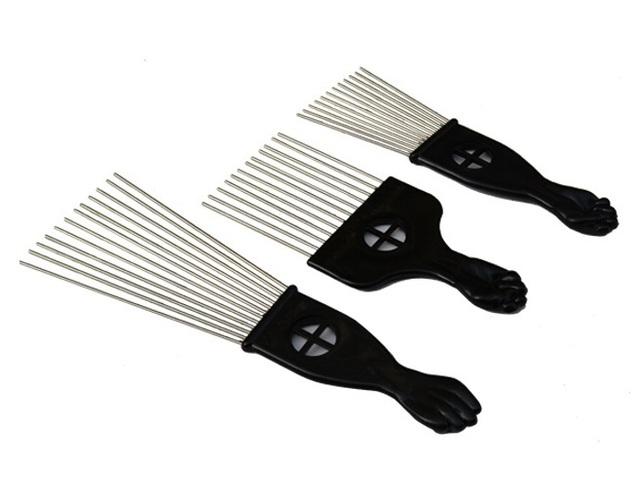3 стиль стали плоские расчешите волосы расческой для профессионального стайлинга ...