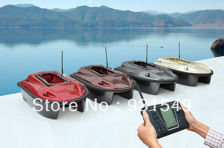 Control pcb picture more detailed picture about for Remote control fishing boats