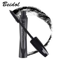 Makeup Eye Mascara Makeup Lasting Curler Thick Eyelash Enhance Curling Super Waterproof Mascara Maquillage Chian Brand(China (Mainland))