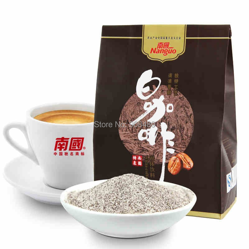 Free Shipping White Coffee 306 g Delicious Instant coffee China hainan coffee