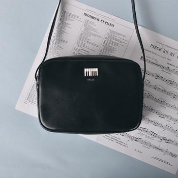 KIITOS Новый продукт музыка серии свежий и литературы площадь ПУ leathe склонны плечо мешок