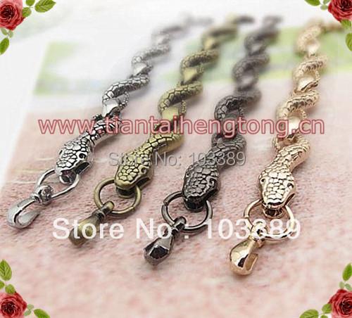 Free shipping 4pcs/pack titanium steel snake bracelet,nostalgic bracelet snake bangle with 4 color choice special offer(China (Mainland))
