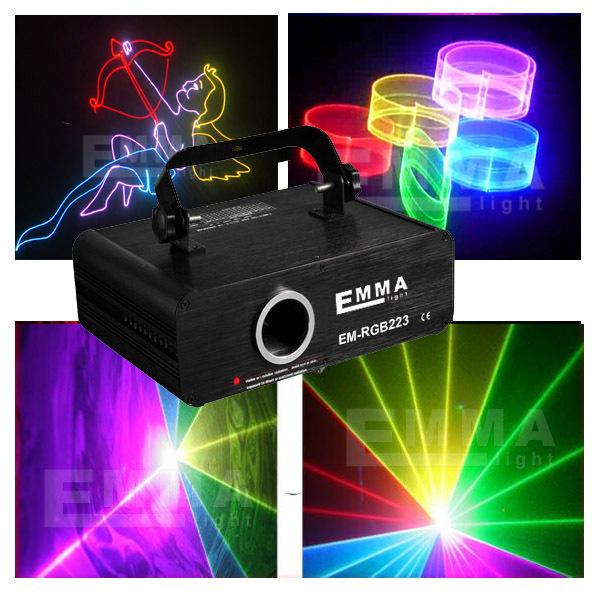 600MW RGB full color laser light TTL modulation laser show system(China (Mainland))