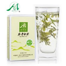 chinese anji organic white tea piko top silver needle bebidas aroma anti-cancer natural health spring yinzhen bud  Wholesale