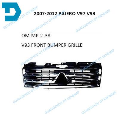 2007-2014 PAJERO V97 V93 FRONT BUMPER NET  7450A514XA 7450A368<br><br>Aliexpress