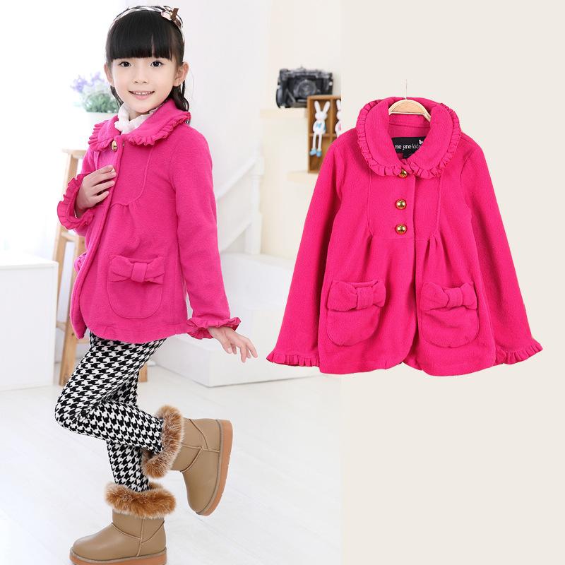 Пальто для девочек Joyous Kids 2015 3/7 winter girls coat 004
