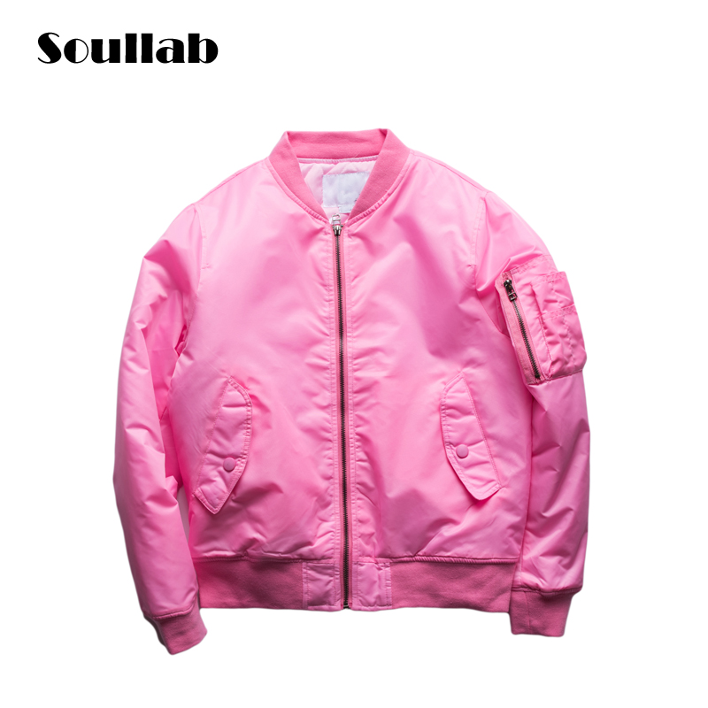Many colors hot sell luxury casual mens classic ma1 bomber jacket spring coats fashion hip hop streetwear brand style clothing(China (Mainland))