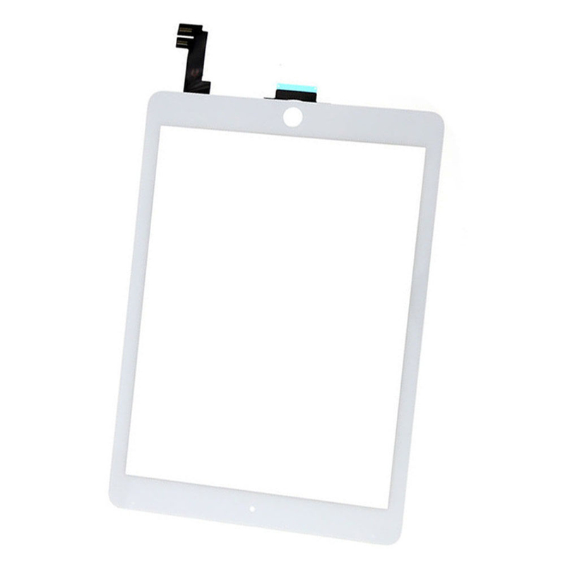 White Front Touch Screen Glass Lens Digitizer Replacement for iPad Air 2 2nd Gen<br><br>Aliexpress