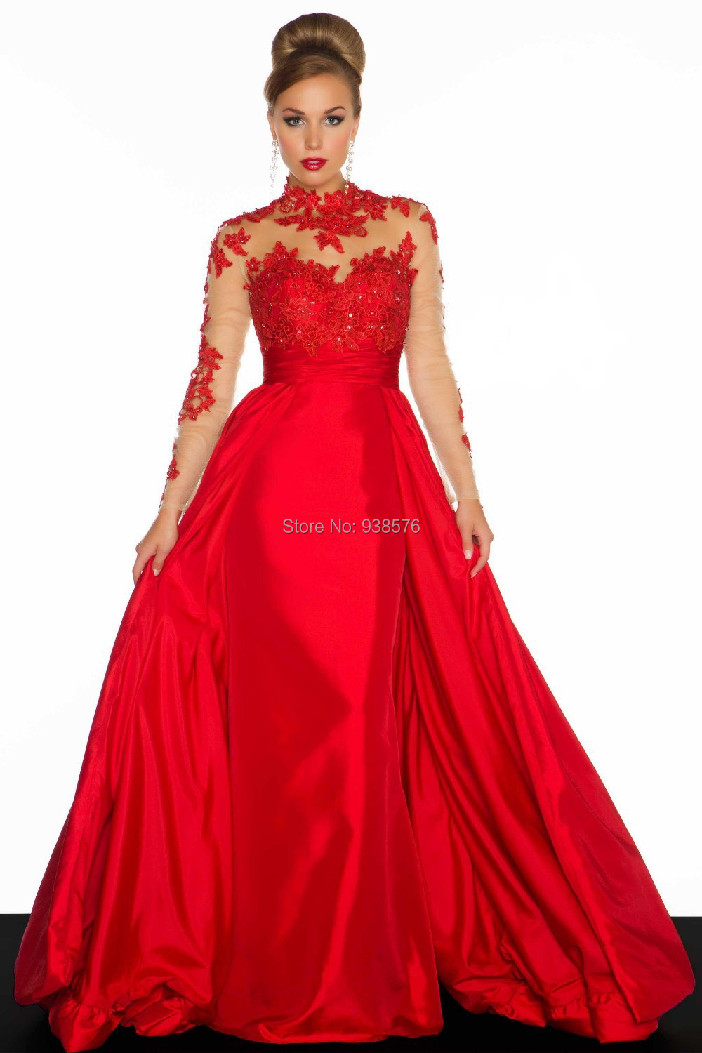 Plus Size Red And Black Ball Gowns - Women\'s Gowns And ...
