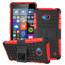Buy Phone Cases Microsoft Nokia Lumia 640 N640 n 640 MICROSOFT 640 DUAL SIM Housing Bag Cover Armor Hybrid Defender Tyre Case for $3.74 in AliExpress store