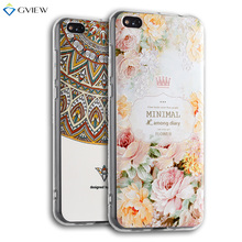 Buy Gview 3D Relief Printing Clear Soft TPU Case For xiaomi mi5C mi 5C 5.15 inch Phone Bag Back Cover Ultra-thin Shell Coque Fundas for $7.28 in AliExpress store