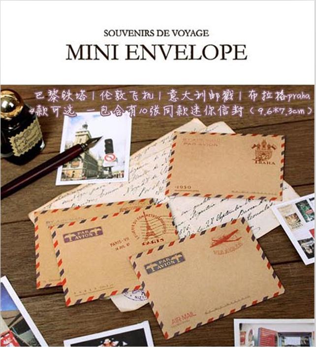 Free shipping Wholesale 320pcs New Fashion Cute Creative Mini Stationery Envelope/Romantic Style envelope/Gift Envelop-4designs <br><br>Aliexpress