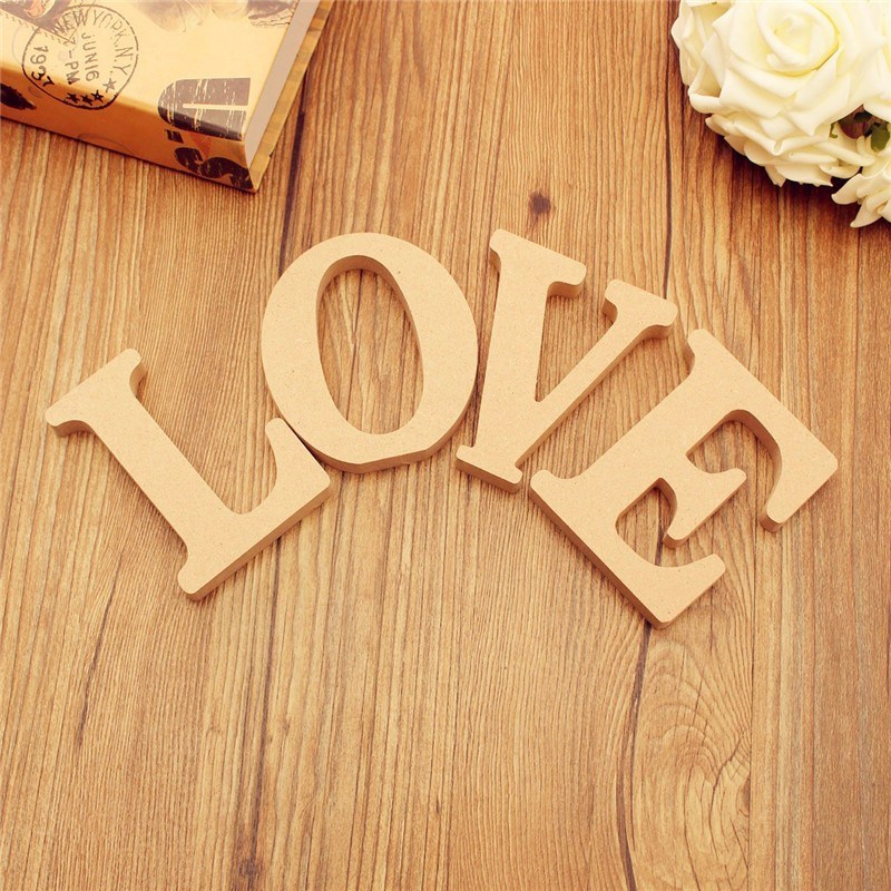 Nursery Wooden Letters Wall Decor - Home Design - Game-hay.us
