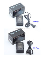 Buy 1piece RC FPV Charger 7.4V 11.1V 2S 3S 110-240V IMAX AC B3 B3AC LiPo Battery Balance Charger EU US Plug Airplane Helicopter for $7.69 in AliExpress store