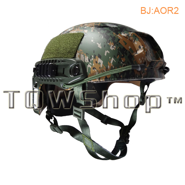 NEW Emerson FAST Helmet with Protective Goggle Pararescue Jump Type helmet Military Tactical airsoft helmet Free Shipping(China (Mainland))