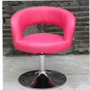 Cheap European fashion with tall swivel chair lift bar stool parlor reception desk cashier office chairs(China (Mainland))