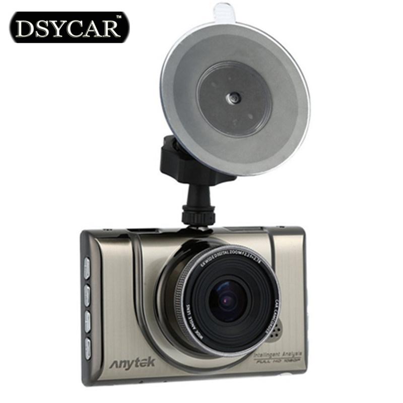 DSYCAR 1 Pcs Brand New 3 Inches Full HD 1080P Car DVR Dash Cam Driving Recorder Dashcam Recorder Vehicle Camera(China (Mainland))