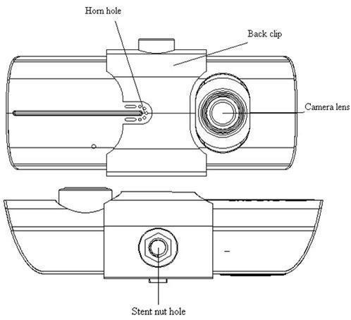 новый 2.7» ЖК двойной g датчик мини x 3000 r300 hd720p gps камеры видеокамера автомобиль камеры рекордер dvr