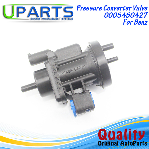 Uparts turbo boost valve pressure converter for mercedes for Mercedes benz spare parts price list