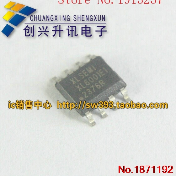 NEW XL6001E1 constant current regulator SOP-8(China (Mainland))
