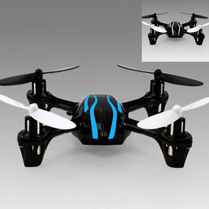 6 Axis Gyro 2.4GHz 4 CH Remote Control RC UFO Quadcopter Aircraft Helicopter UFO Kid Toy Gift(China (Mainland))