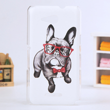 Buy JURCHEN Case Sony Xperia E4G Case Cute Lovely Cartoon Hard Cover Case Sony Xperia E4G Dual E2033 E2003 Phone Case for $1.28 in AliExpress store
