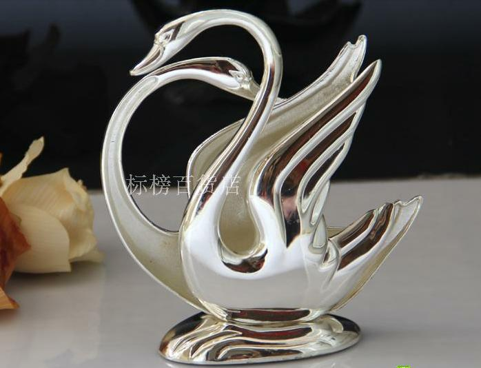 2 swans design zinc alloy silver plated metal napkin  : 2 swans design zinc alloy silver plated metal napkin holder box tissue box for hotel metal from www.aliexpress.com size 698 x 534 jpeg 43kB