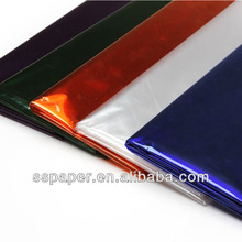 free shipping 70*200CM solid color wrapping cellophane paper packaging materials gift packaging plastic paper(China (Mainland))