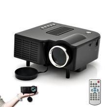 High Quality HD 1080P LED Multimedia Mini Projector Home Theater Cinema VGA HDMI USB SD